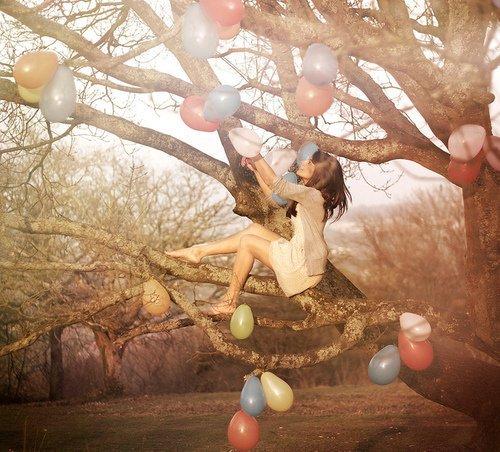 La musique de la vie est le rire, le paysage de la vie est le sourire, le but de la vie est le bonheur...