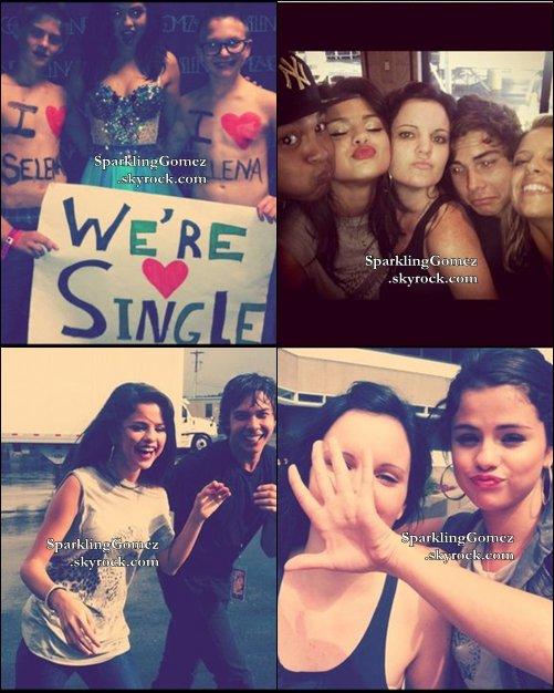 07.08.11 : Selena Gomez était aux Teen Choice Awards. Ton Avis ?             10.08.11 : Des Nouvelles Photos de Selena provenant d'Instagram viennent d'apparraître.
