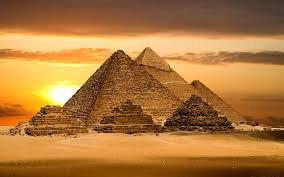 ON commence par.... L'Egypte