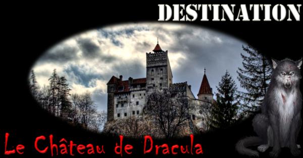 Saison 17 : destination le Château de Dracula