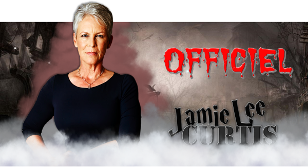 OFFICIEL : Jamie Lee Curtis