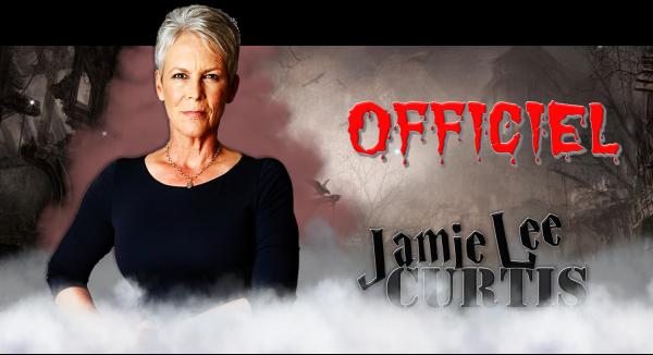 OFFICIEL : Jamie Lee Curtis