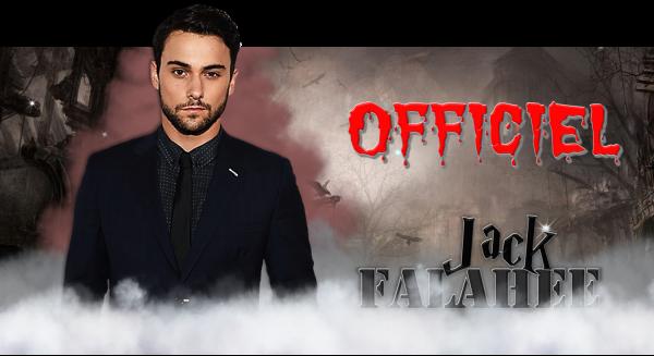 OFFICIEL : Jack Falahee