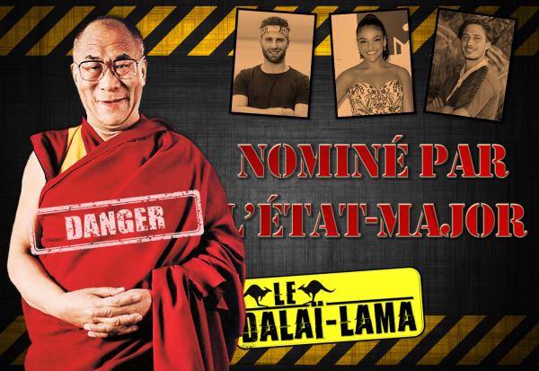 Nominé de l'État-Major : Semaine 1