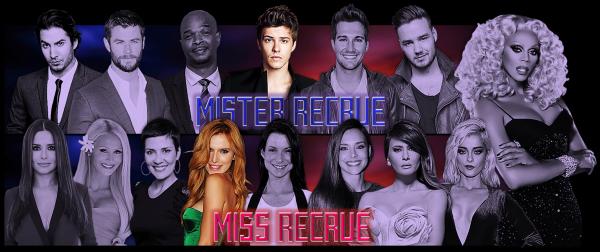 Miss et Mister Recrue : saison 18