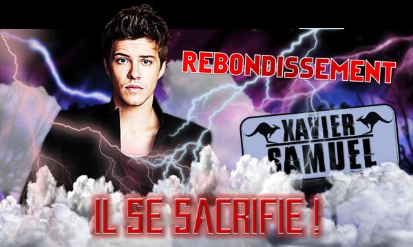Sacrifice : Xavier Samuel