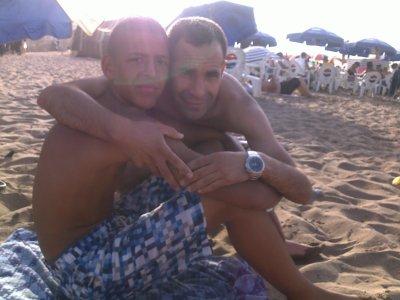 vacances d'été 2011 a béjaia c la plage bacaro