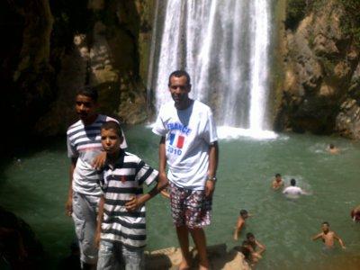 la cascade de béjaia