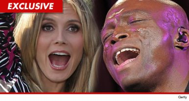 C'est officiel Heidi Klum & Seal divorce