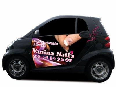 Le nouveau carrosse de Vanina Nail's
