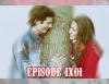 . Épisode 1x 01: Alex en flammes .
