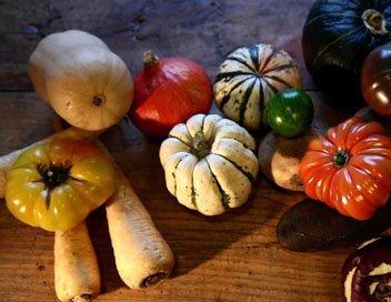 les légumes d'antan