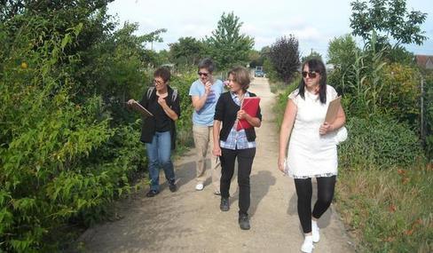 Indre-et-Loire - Saint-Pierre-des-Corps - Saint-pierre-des-corps Les jardins évalués par un jury  02/07/2014 05:31