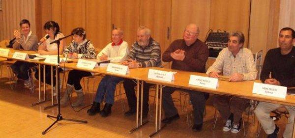 Indre-et-Loire - Saint-Pierre-des-Corps - Saint-pierre-des-corps Une assemblée générale extraordinaire inutile  13/03/2015 05:36