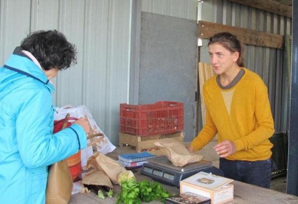 Actualité Economie, social Indre-et-Loire - Agriculture Une ferme bio à Fondettes  12/10/2015 05:35