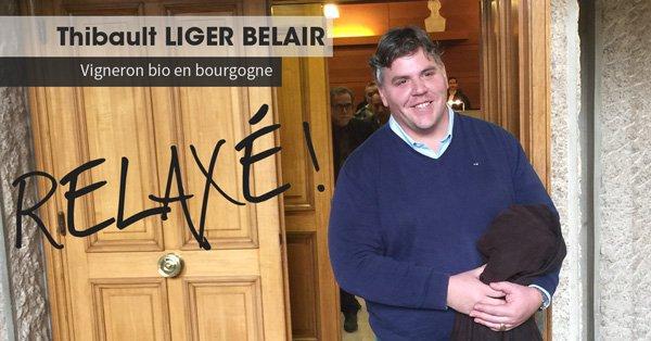 // BONNE NOUVELLE : Thibault Liger-Belair, vigneron bio assigné pour avoir refusé de polluer est relaxé !
