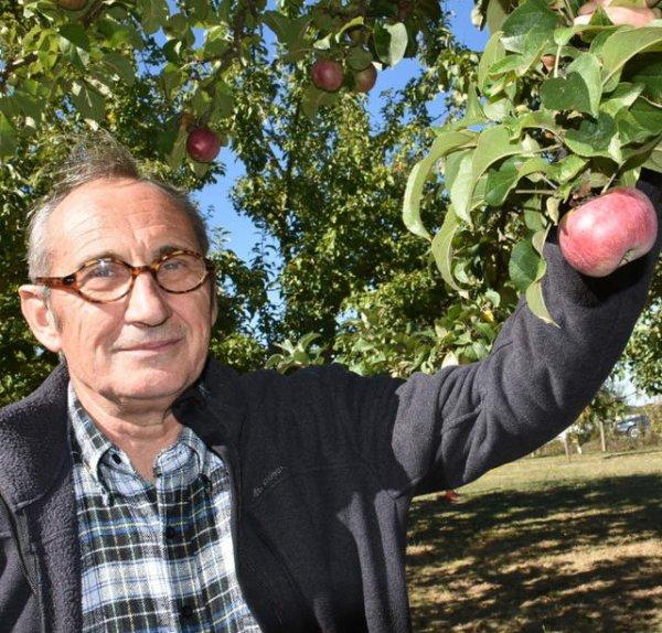 Indre-et-Loire -  Veigné Le bio pour soigner les fruitiers