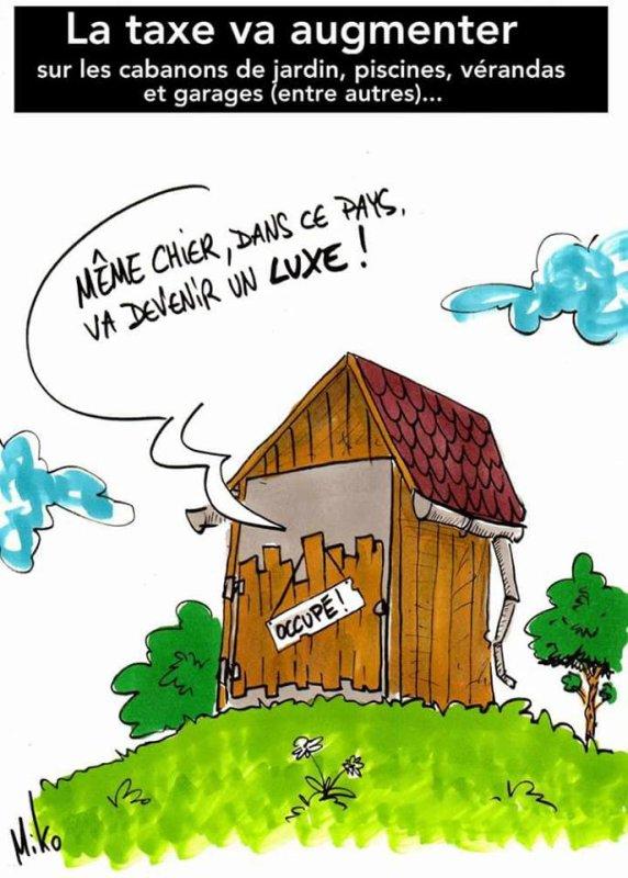 la cabane de jardin une résidence secondaire