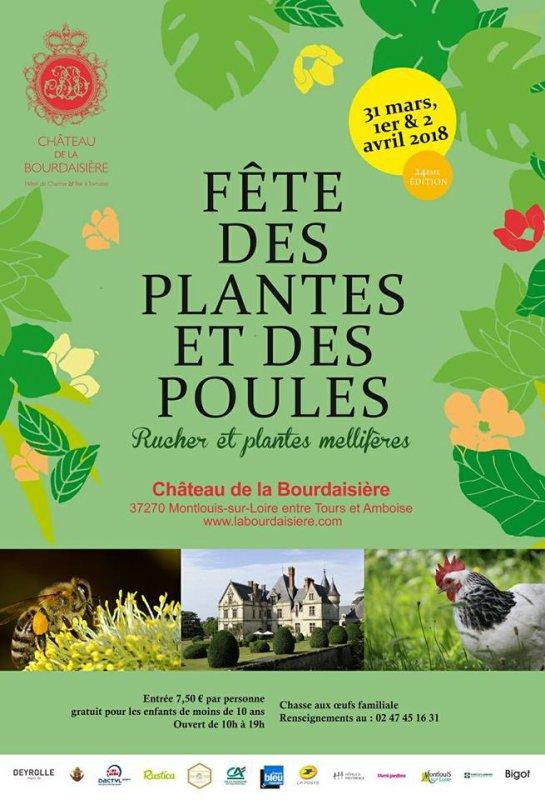 David MillardFêtes Des Plantes Et Des Poules (Château De La Bourdaisiere)