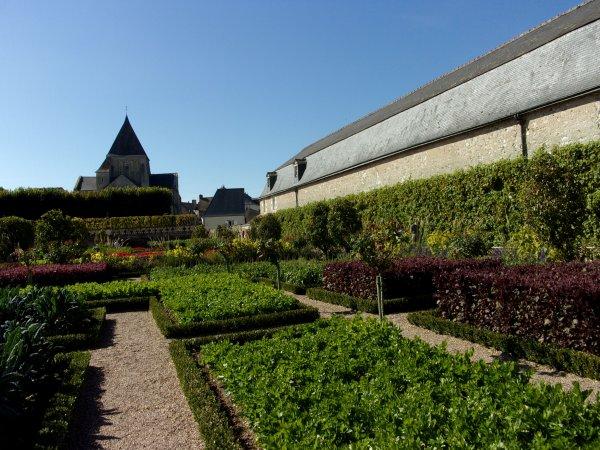 samedi 29 et dimanche 30 septembre 2018 un weekend incontournable pour les jardiniers bio les portes ouvertes du château et des jardins de Villandry....