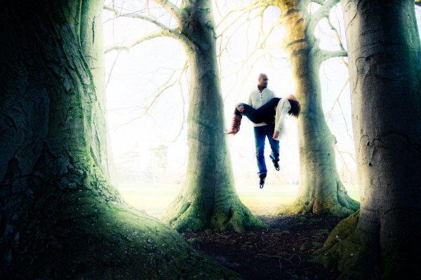 Je rêve que la réalité soit un doux conte de fée