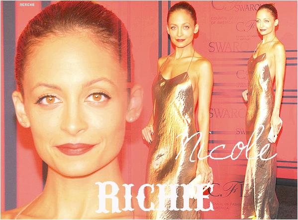 Bienvenue sur NicRichie ta source sur la belle Nicole Richie