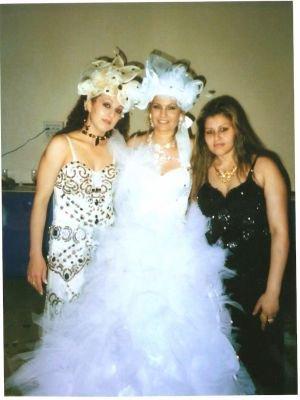 au mariage de ma cousine perle y tony