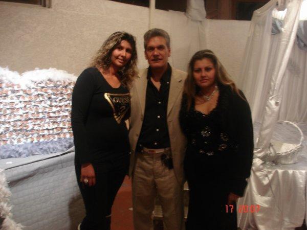 mon père ma belle soeure et moi