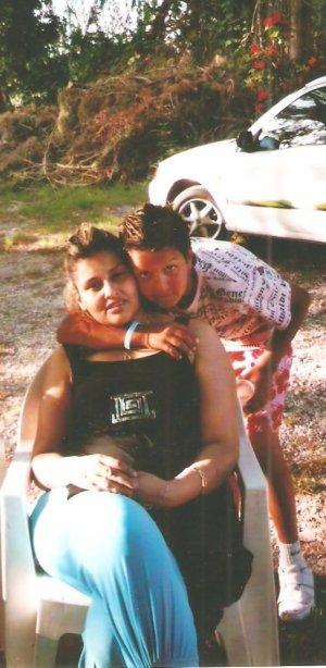 Moi la gitanita et mon cousin el moise