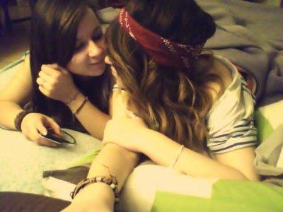 Une amie comme elle, ça se laisse pas passer . ♥