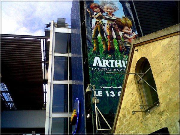 Arthur - La guerre des 2 mondes