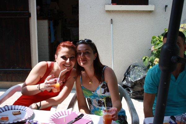 Anniv Meryl - 4 juin 2011