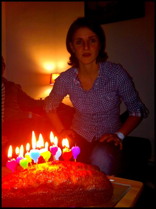 25 ans Melissa - 13 Juillet 2011