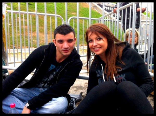 Britney at Paris/Bercy @MeliAndMe @RevEncore @WifeMonster