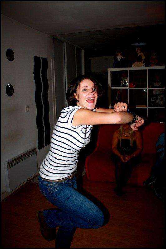 Anniv Lisa - 8 Octobre 2011