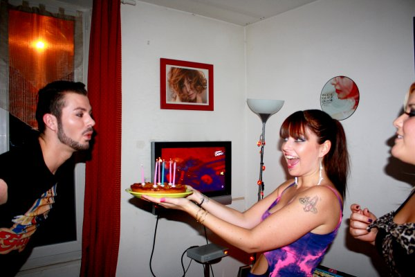 Loulou's B.Day Party !! 5 Nov 2011