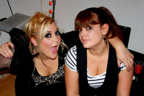 Loulou's B.Day Party !! 5 Nov 2011 Part II