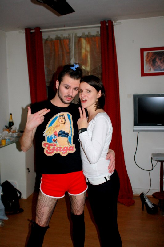 Loulou's B.Day Party !! 5 Nov 2011 Part III