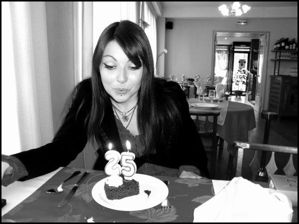 My 25th Birthday - 2 Decembre 2011 #1