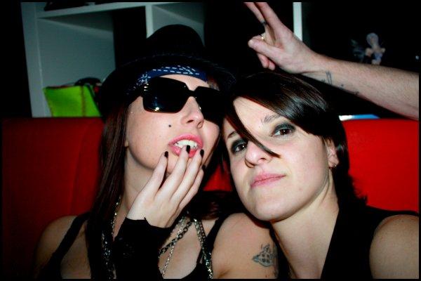 My 25th Birthday - Rock & Gothic sexy Party #3
