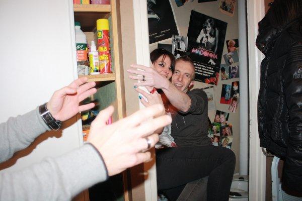 Au cours d'une soirée à Rouen / 28 Janvier 2012 Part IV
