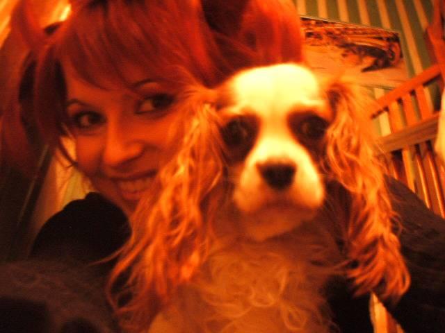 Moi et ma Solla !!!!
