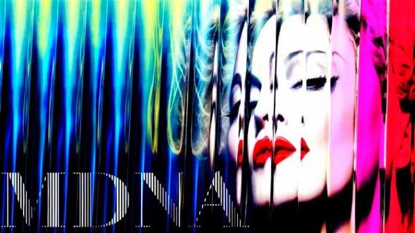 Nouvel Album MDNA / Madonna