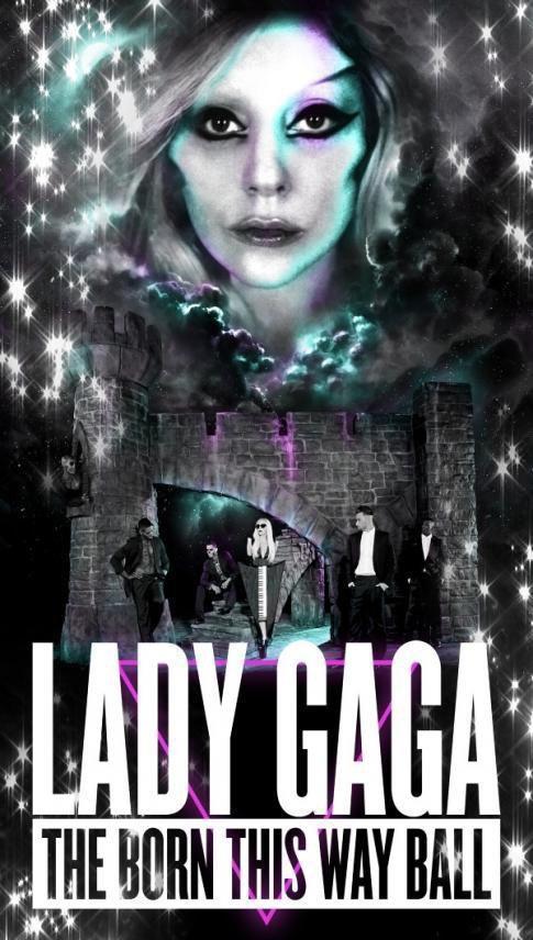 The Born This Way Ball - 22 Sept 2012 - Stade de France