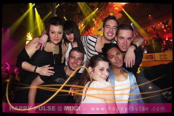 Happy Pulse 21 Avril 2012