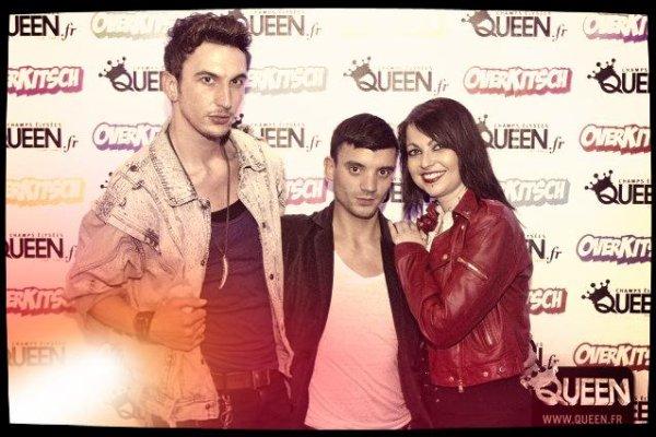 Overkitsch Queen Paris - 20 Mai 2012