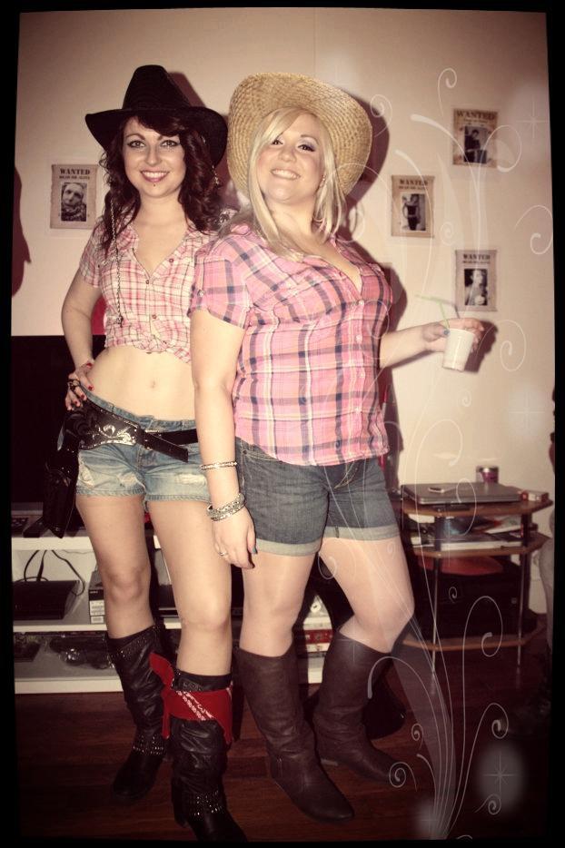 26 Ans Meryl - Cowboy Show Party - 26 Mai 2012