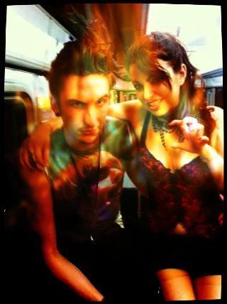 Too Much Mylène - 2 Juin 2012 - #Backstage