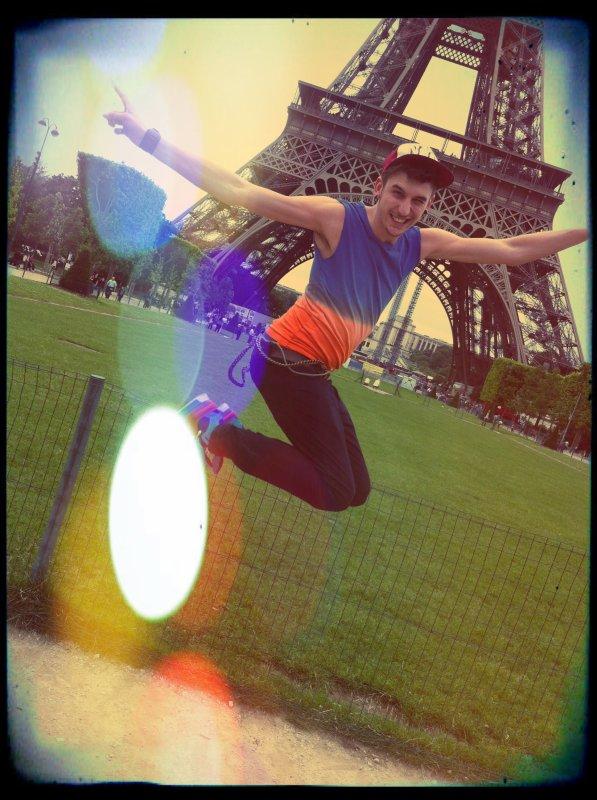 Louis & Veronica w/ Mister Eiffel - 19 Juin 2012