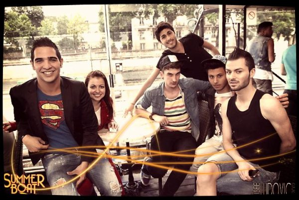 Summer Boat - 24 juin 2012
